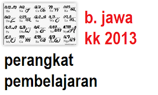 Perangkat pembelajaran bahasa jawa Kurikulum 2013 revisi 2018