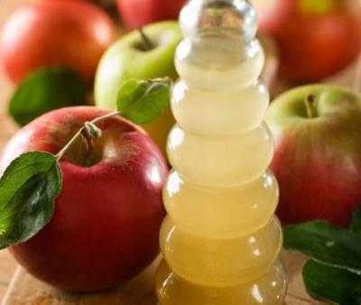 elma sirkesi zayıflama