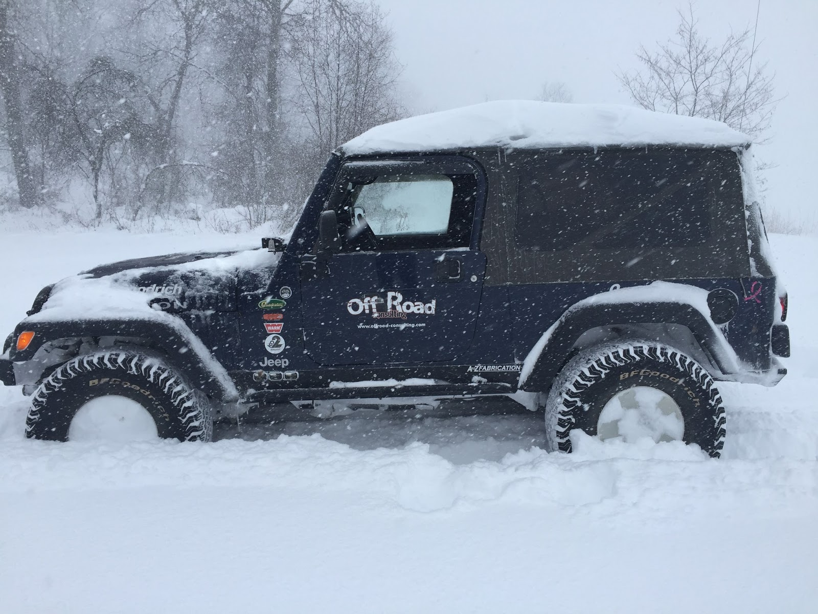 Best Off Road Snow Tires >> Off Road Consulting February 2016