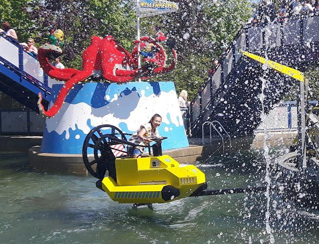 Legoland - Wasserspaß für Kinder