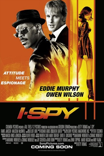 I Spy 2002 Dual Audio Hindi Movie Download