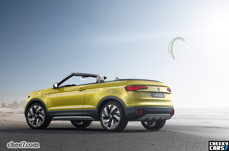 Volkswagen cabriolet SUV images 2017 / All-new VW T-Cross ...