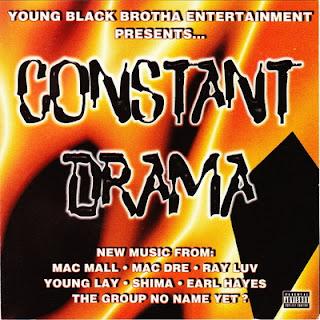 VA – Young Black Brotha Entertainment Presents – Constant Drama (1998) [CD] [FLAC]