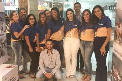 SENAC comemora quatro anos atuando em S. A de Jesus com exposição de fotografia no Shopping Itaguari