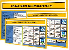 Aplikasi Administrasi Kepegawaian Sekolah Untuk Guru Dan Kepala Sekolah