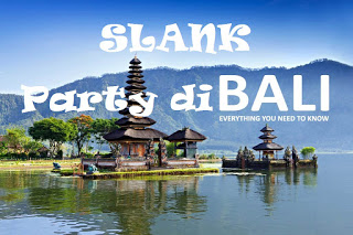 Lirik Lagu Slank - Party di Bali