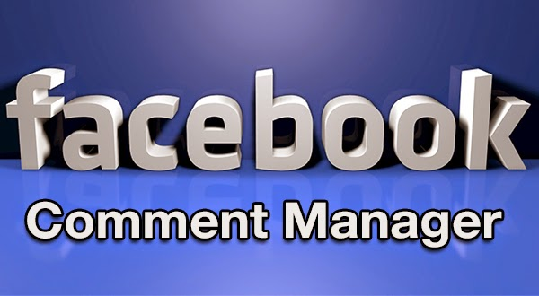 Facebook Comment Manager