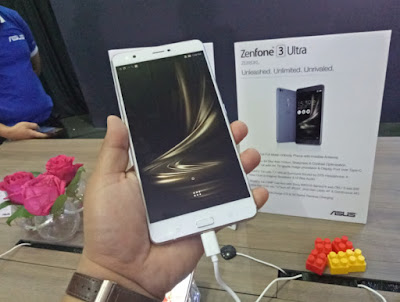 ASUS ZenFone 3 Ultra Lands Locally for Php32,995;  6.8-inch FHD Display, Octa Core Snapdragon 652, 4GB RAM