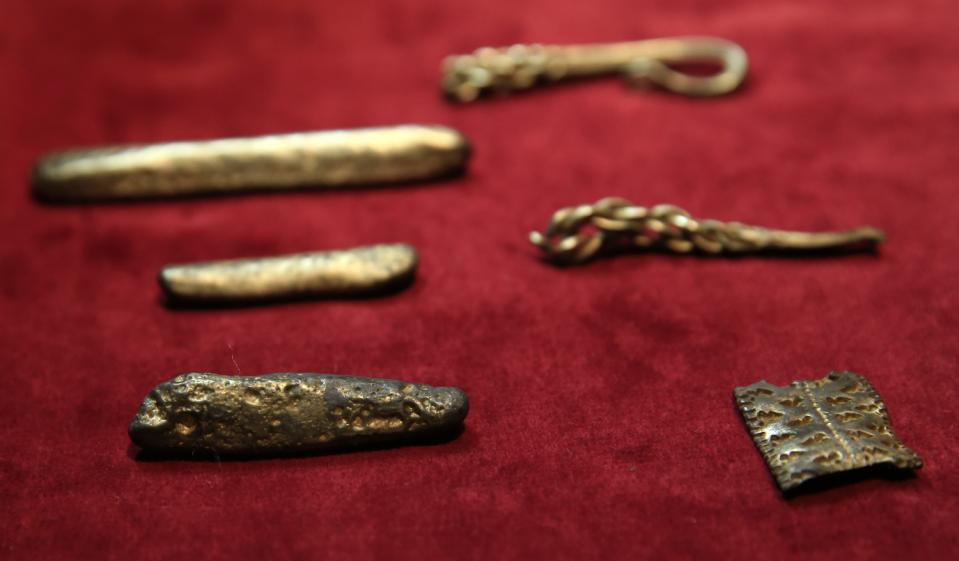 Viking Treasure Trove Found in a Field Sheds Light on