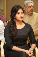 Anjali in Black Short Dress at Chitrangada Movie Success Meet ~  009.JPG