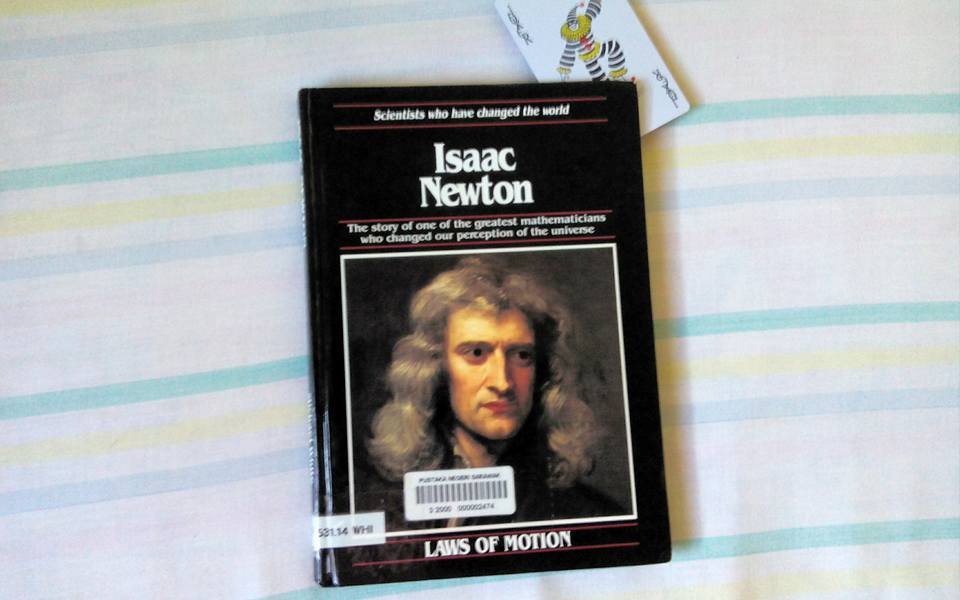 isaac newton book report Access book calculus 10e need more isaac newton (1642-1727) newton's father died several months before isaac's birth when newton's mother remarried two years later, he was sent to live with his grandmother on an isolated farm.