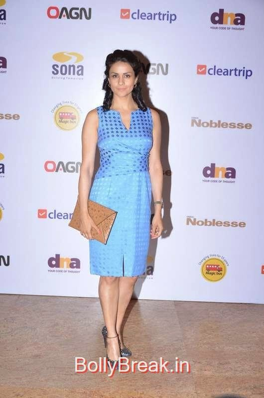 Gul Panag at Magic Bus charity dinner, Sunny Leone, Neha Dhupia, Sonakshi Sinha Snapped At DIfferent Events