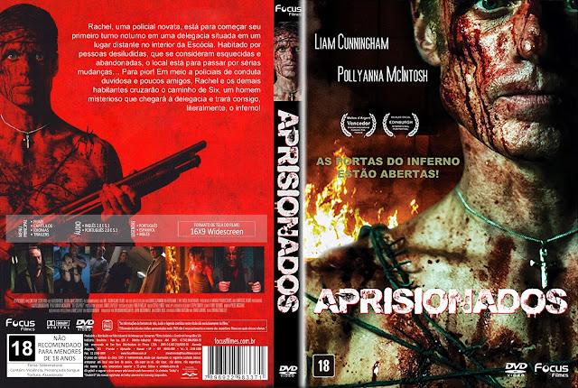 Capa DVD Aprisionados [Custom]