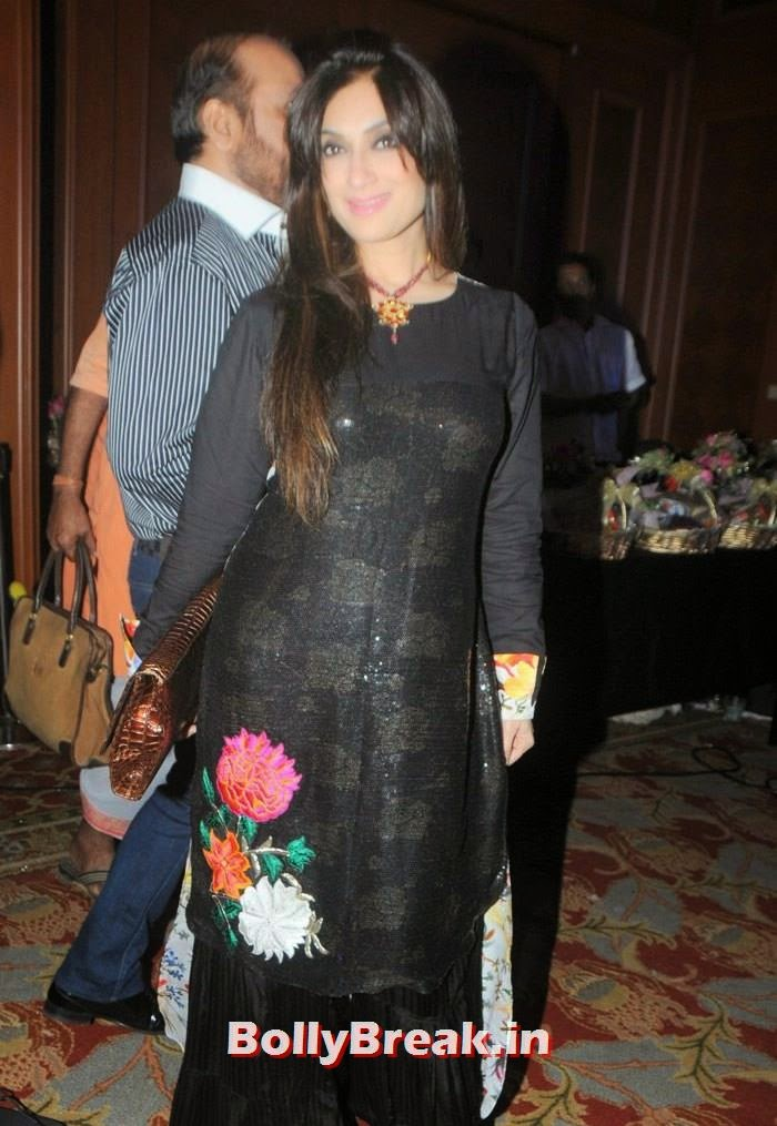 Lucky Morani, Manali Jagtap, Vicky Soor Engagement Ceremony Pics