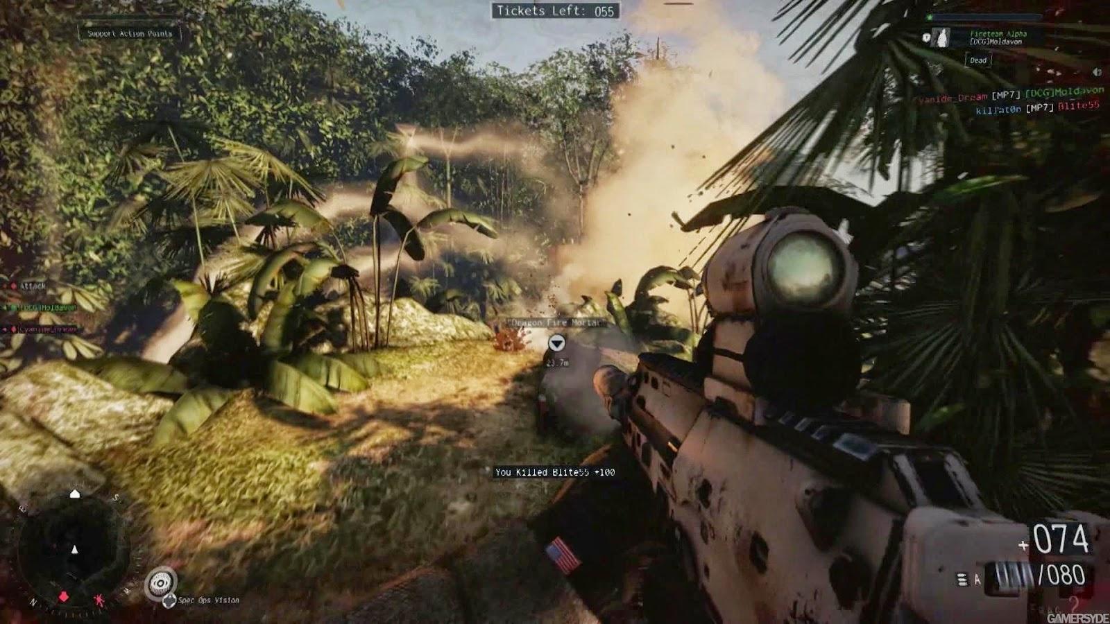 10 Game Perang Terbaik dan Terpopuler