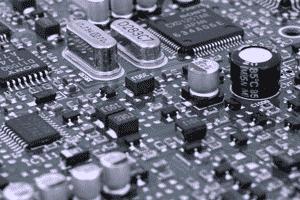 Circuito electrónico, ejemplo de tecnología