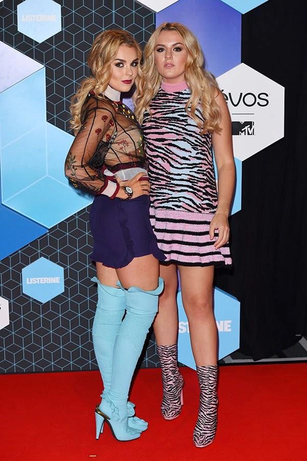 Tessie Hartman attends the MTV