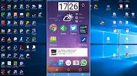 Vedere lo schermo di Android sul PC e usarlo (senza root)