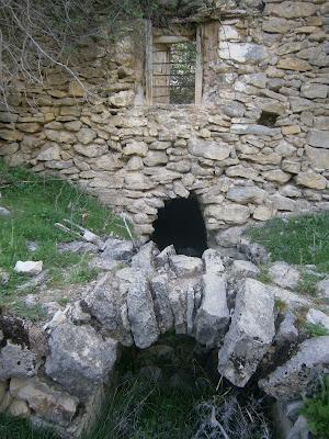 Desagüe del Molino de Canaleja, Campillos Sierra