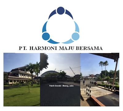 Lowongan Motoris PT Harmoni Maju Bersama Yogyakarta