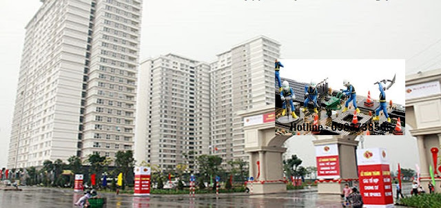 Sửa máy tính tại khu vực Dương Nội