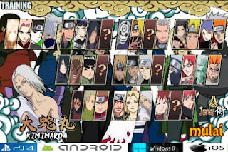 Download Naruto Senki Mod by FeHendra Apk