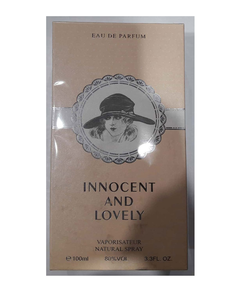 Innocent And Lovely Women Sellion Perfume 100 ML