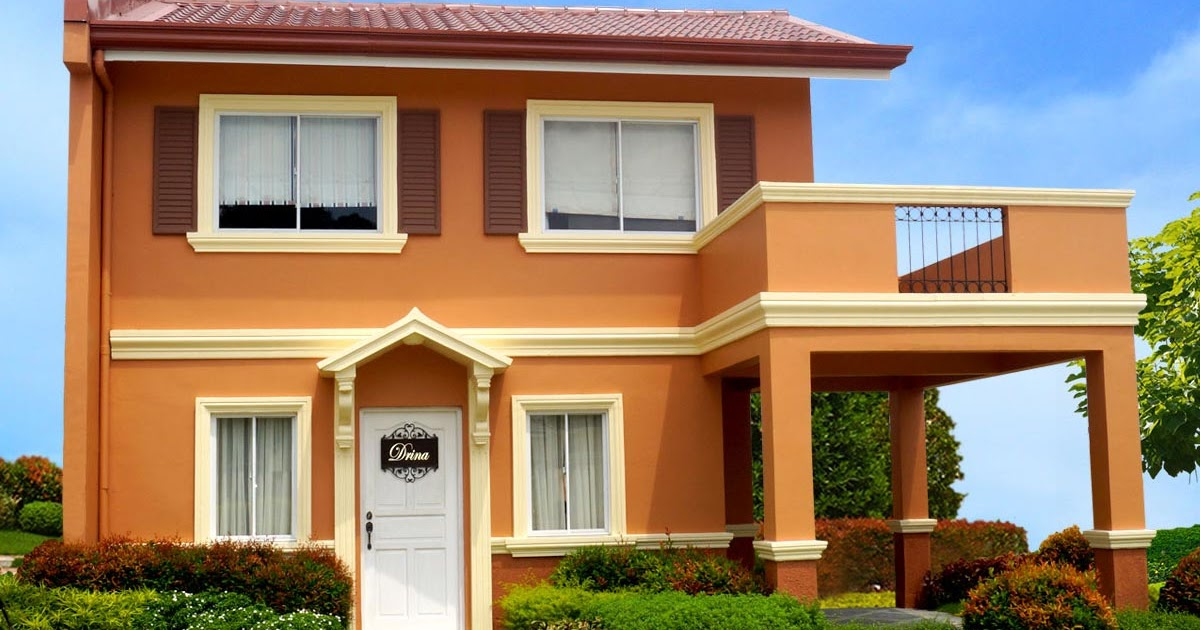Camella Homes Camella Altea Drina House And Lot For Sale Molino Bacoor Cavite