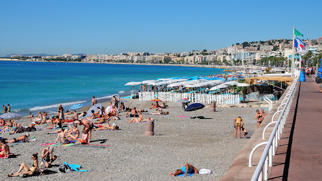 Passeio na Riviera Francesa de Nice
