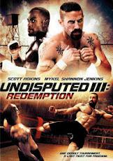 pelicula Invicto 3 (Undisputed III: Redemption) (2010)