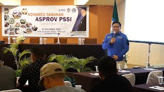 """Jacko Akhiri Jabatan Ketua Asprov Sulut Dengan """"Happy Ending"""""""