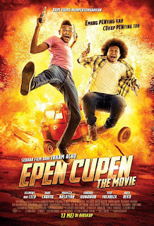 Download Film Epen Cupen The Movie (2015)
