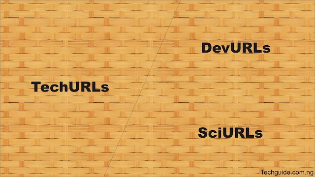 TechURLs, DevURLs, SciURLs. Who They are and What They Do