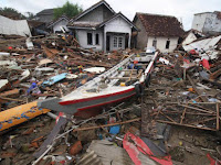 Korban Meninggal Bencana Tsunami Selat Sunda Capai 433 Orang