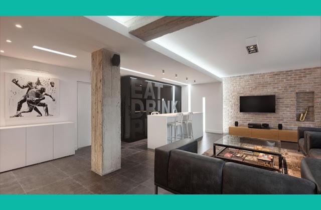 Diseño de Departamento 95 m2 | confort