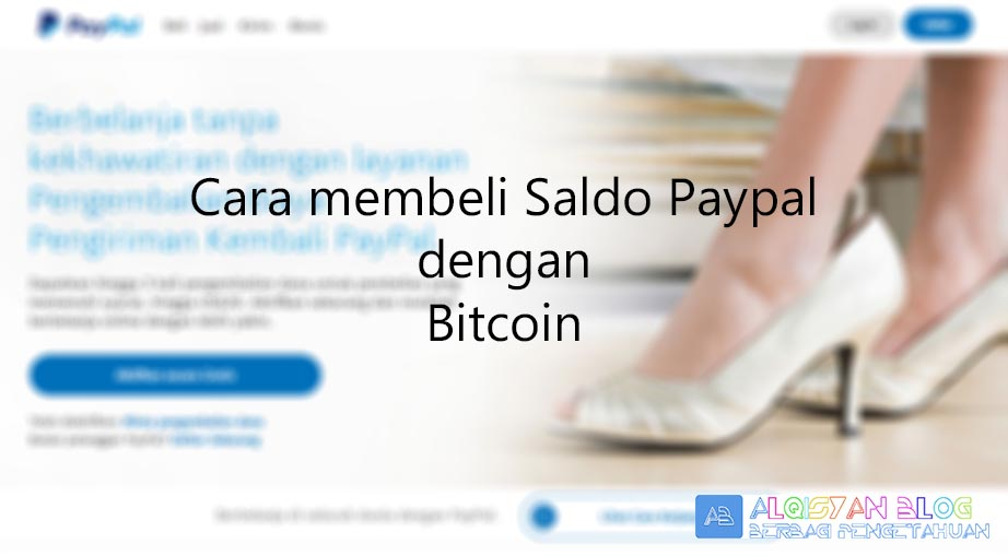 depositare bitcoin a paypal