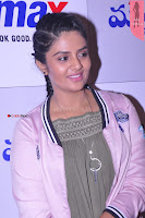 Sri Mukhi in Denim and Jacket at Max Summer Collection Launch  Exclusive 026.JPG