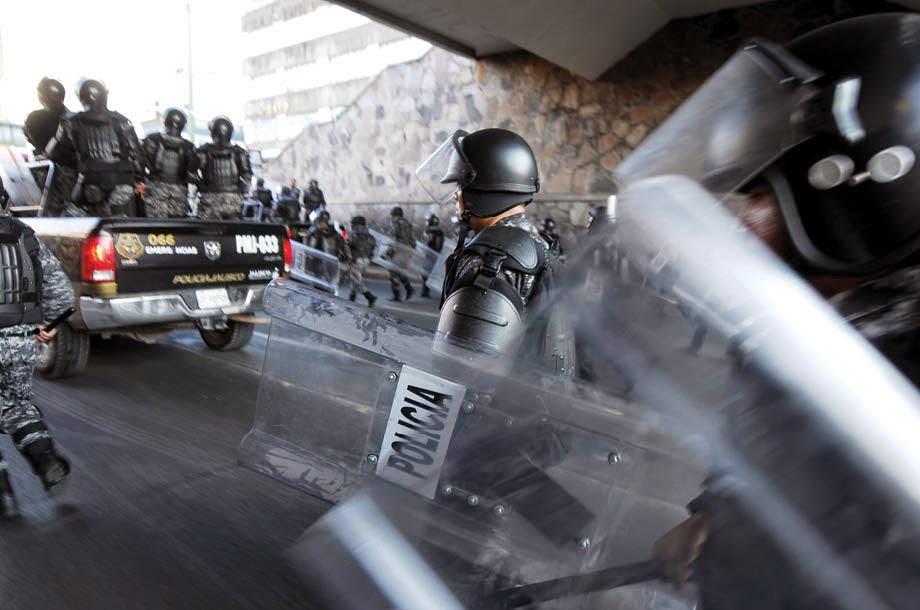 La historia de un oficial de élite de la Fuerza Única de Jalisco y la corrupción entre sus jefes