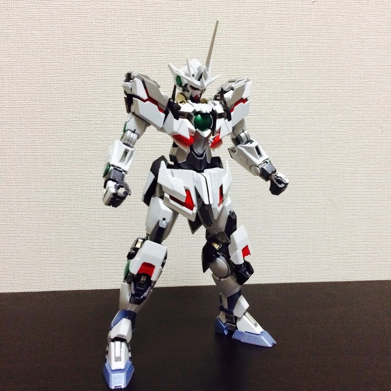GUNDAM GUY: MG 1/100 00 QanT 'Unicorn Gundam Color ...