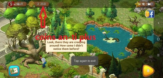 Gardenscapes Mod Apk 3 6 0 [Unlimited money](100% Working, tested!)