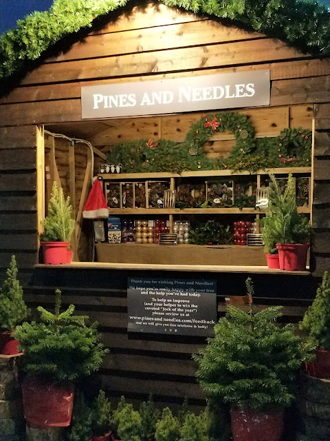 Pines and Needles shop in St Albans