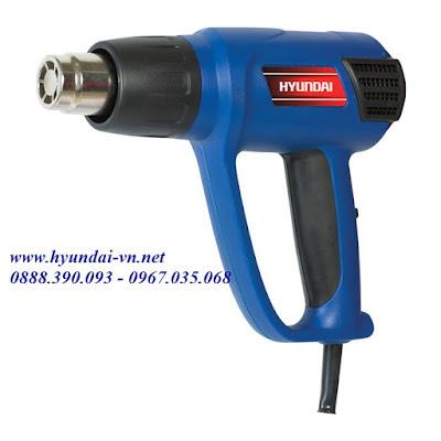 Máy thổi nhiệt, máy thổi hơi nóng Huyndai HTN 600