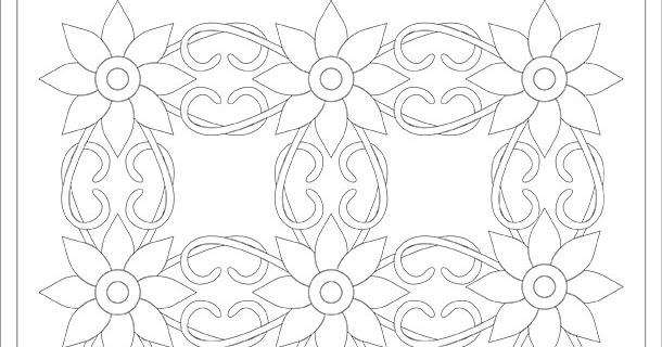 pola batik untuk sd preview