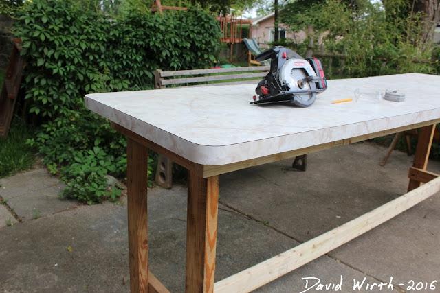 diy workbench, cheap workbench, 2x4