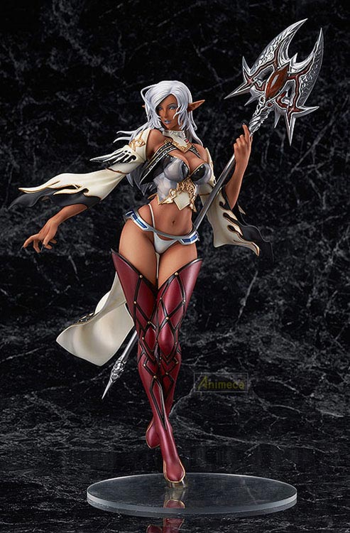 FIGURA DARK ELF Brown Skin Ver. MAX FACTORY Lineage II