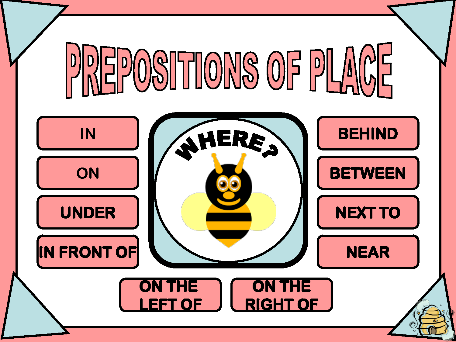 Up Up With People Prepositions