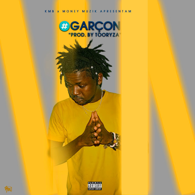 """Garçon"" é novo single do rapper angolano Makálasta"