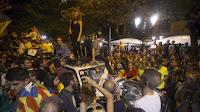 Disturbios Barcelona 20/21 septiembre 2017