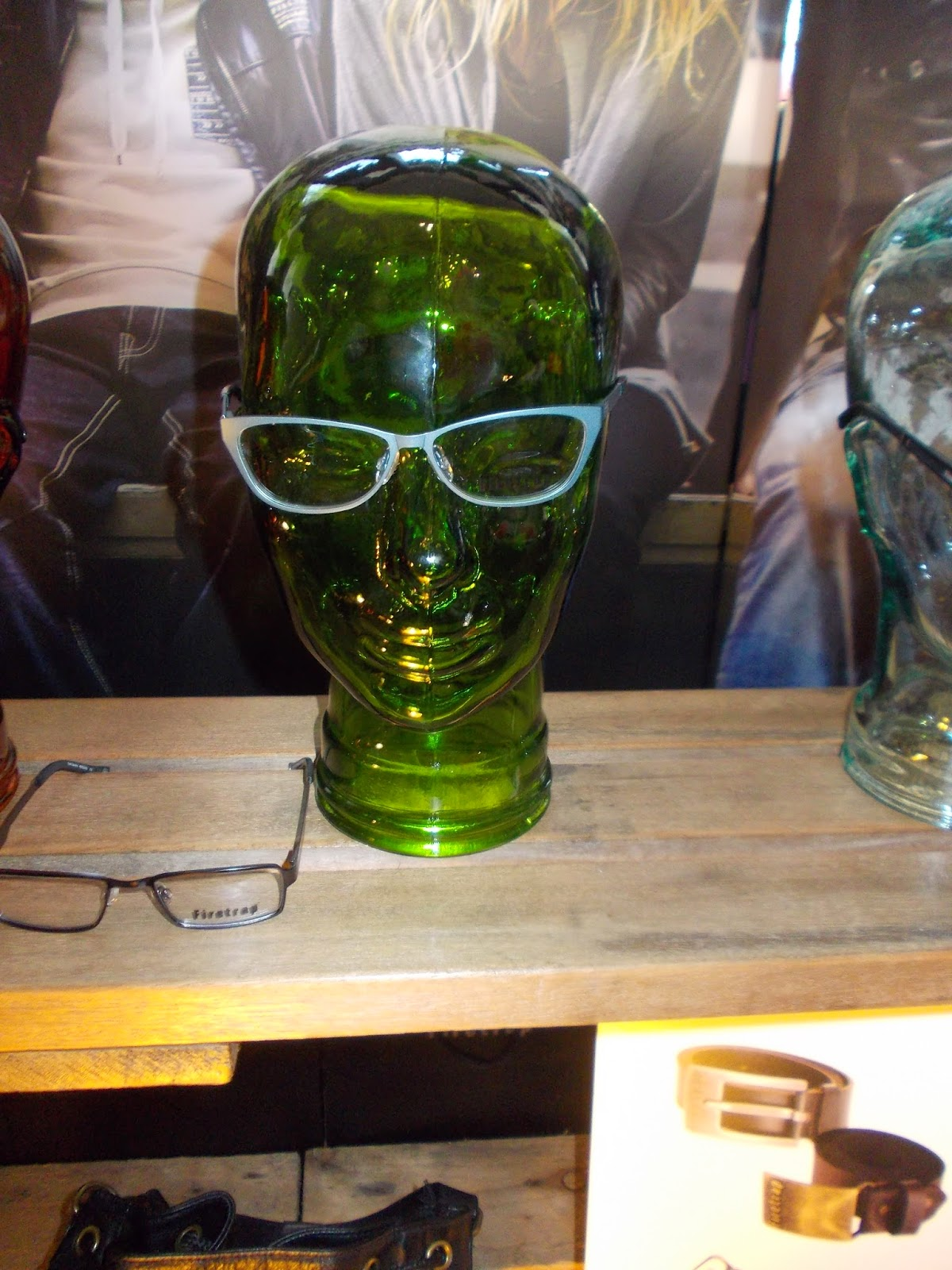 ea7d3567d52 I find the Firetrap glasses collection for Specsavers fantastic. The frames  are very light so not heavy on the noses. The logo is not prominent