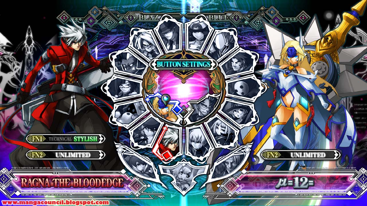 BlazBlue Continuum Shift Extend PC Save Game